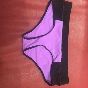 Lululemon bathing suit bottoms